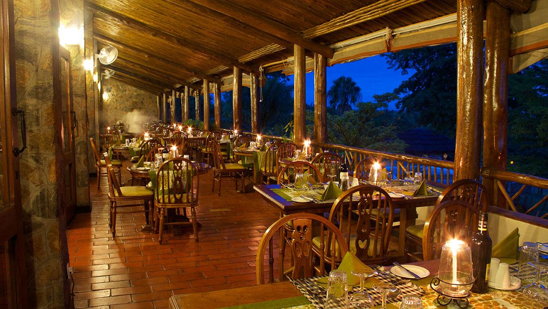 Kyabazinga Lodge
