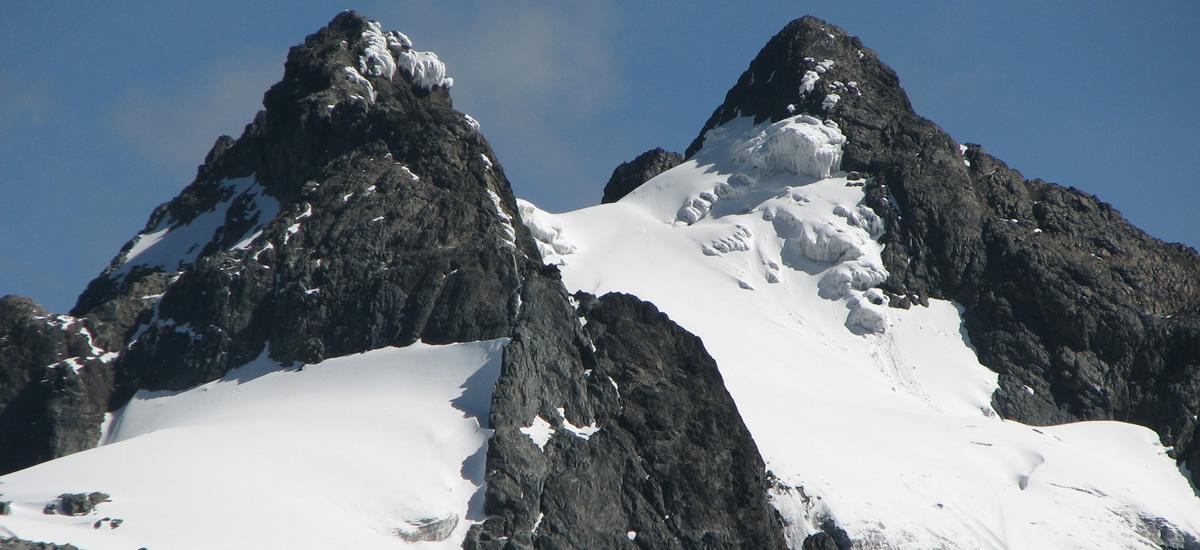 Elena Hut (4541m) to Margherita Peak